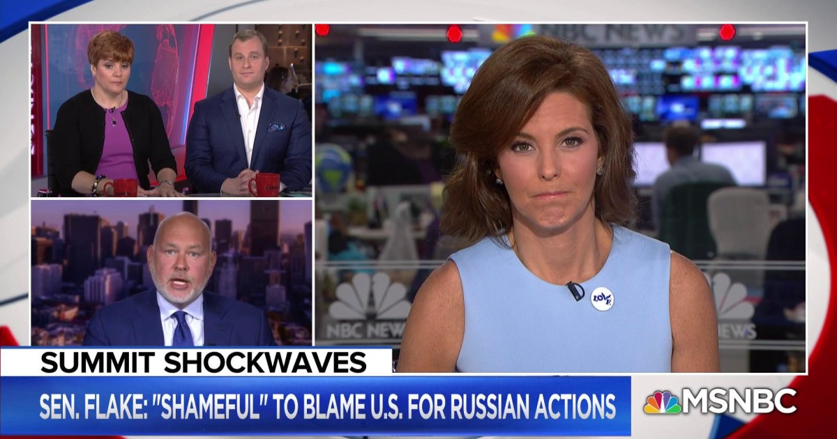 GOP Strategist: President Trump deserves a censure