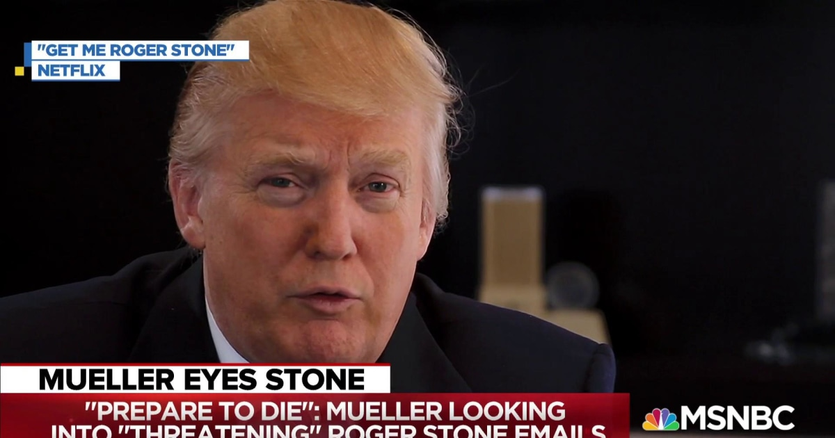 Roger Stone threats to a dog could put him in Mueller's crosshairs