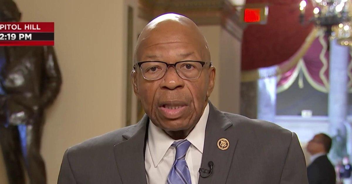 Rep. Elijah Cummings: the American people deserve to hear Michael Cohen
