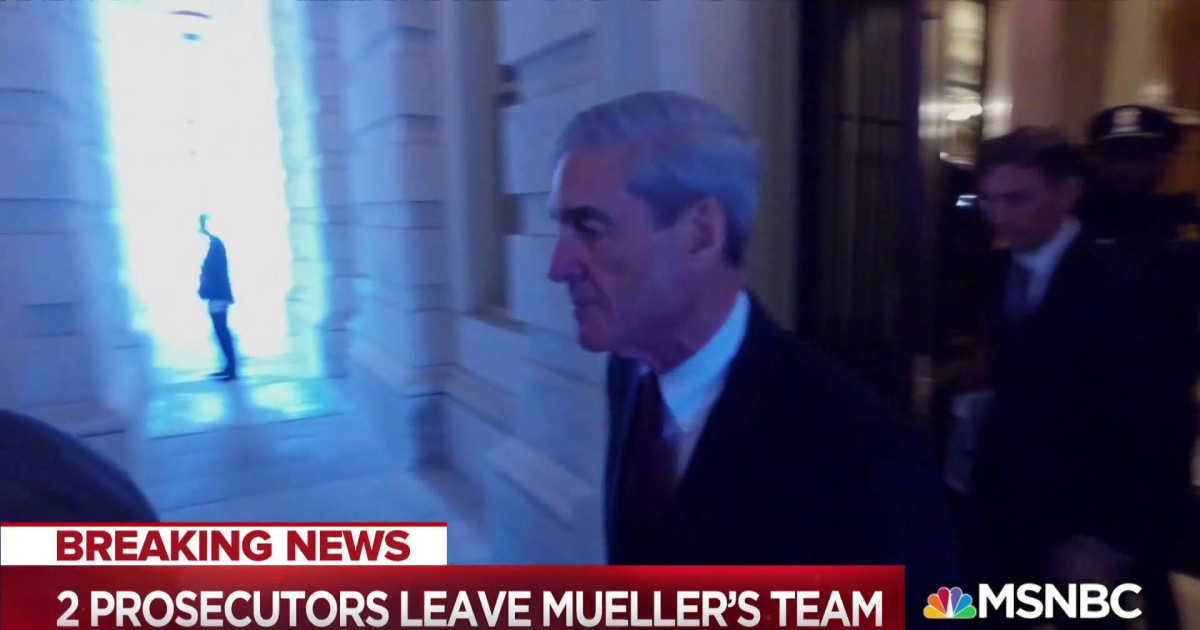 New hacking case referred to Robert Mueller investigation