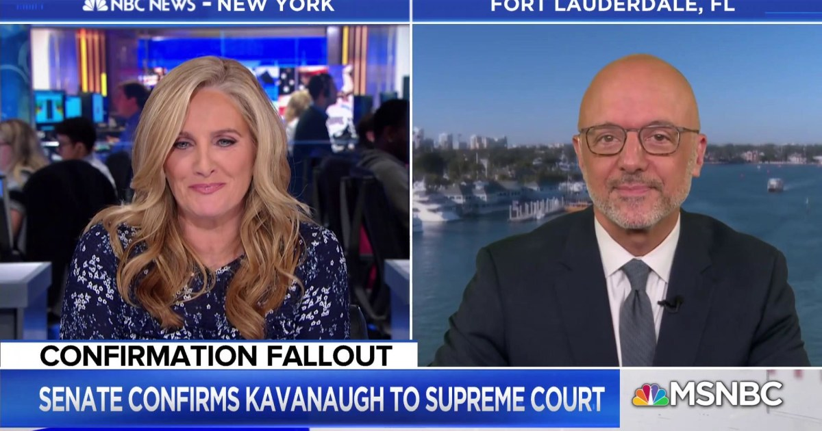 Congressman on Kavanaugh: 'He doesn't have the temperament to sit on the Supreme Court'