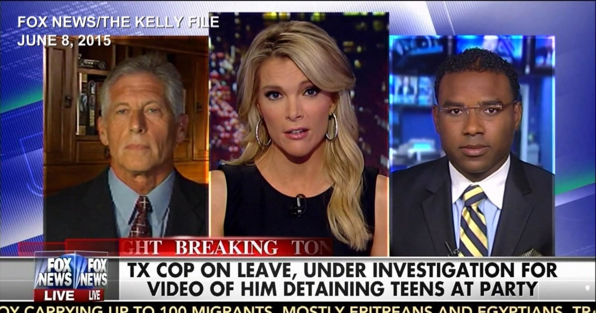 507d8be1f87e Megyn Kelly on McKinney teen   The girl was no saint either