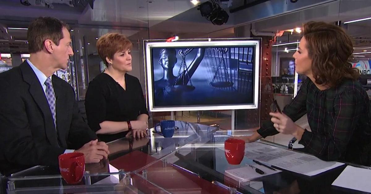 Criminal justice reform crosses a major hurdle