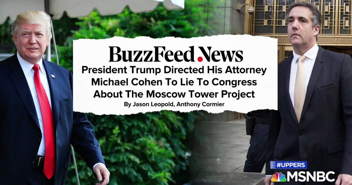 WSJ: Cohen paid a tech company to rig polls for Trump