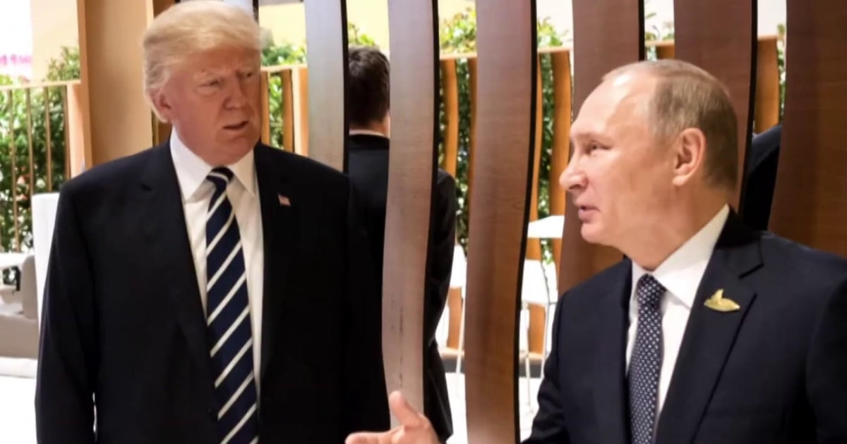 Christopher Dickey: Trump is dismantling alliances instrumental in winning the Cold War