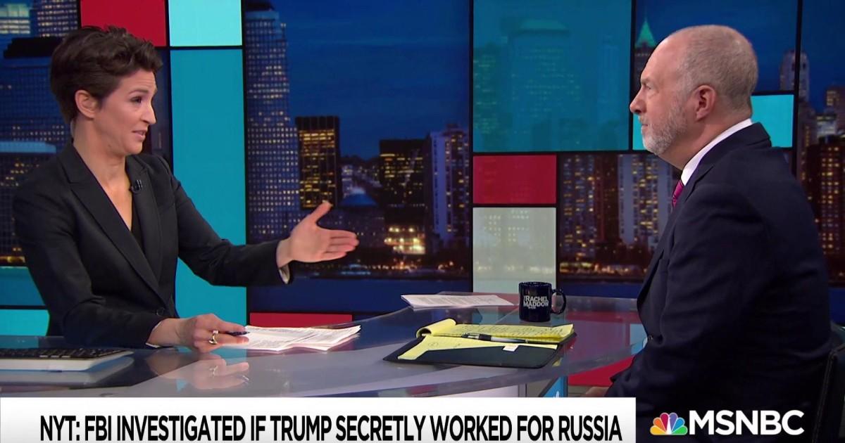 Counterintelligence investigation of Trump poses unique challenge