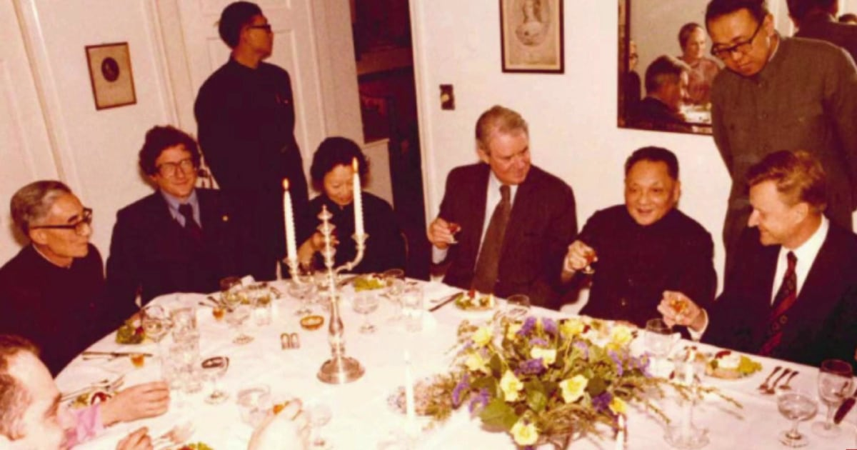 Remembering Xiaoping's important US trip