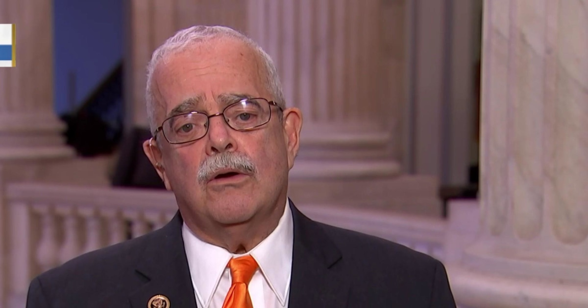 Full Gerry Connolly: Michael Cohen has 'genuine reason to be concerned' about public testimony before Congress