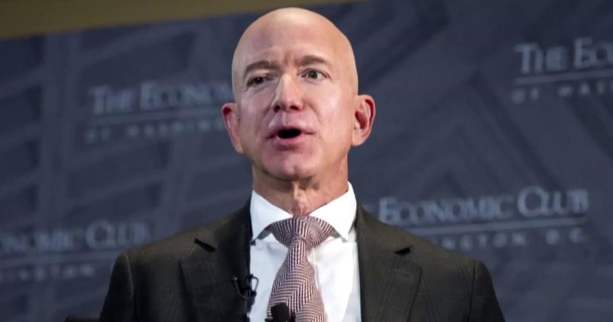 Jeff Bezos Publishes Shocking Blackmail Letter National