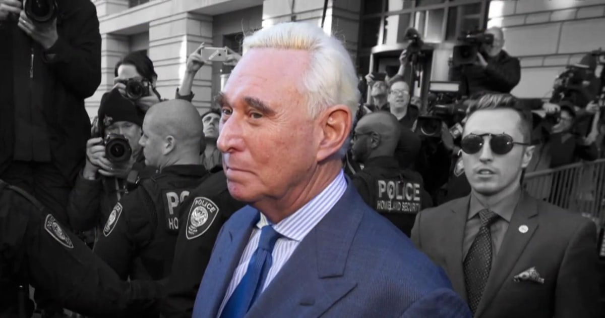 Roger Stone's gag order tightens and Michael Cohen goes to Capitol Hill