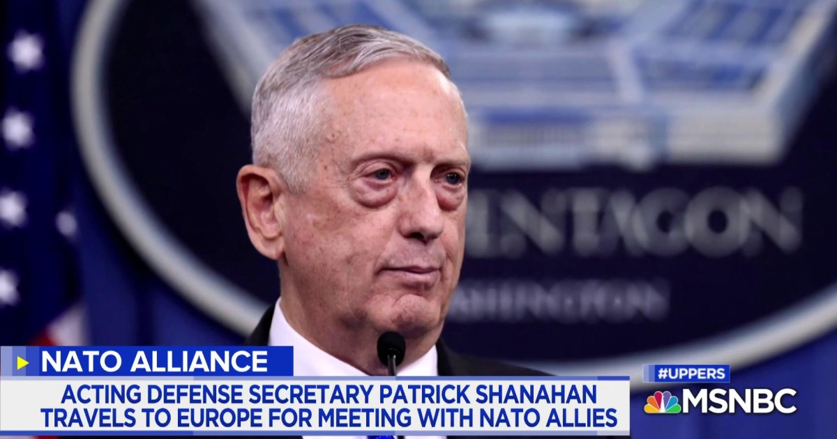 Fmr. Amb. To NATO: Trump is the weakest president in 70 years