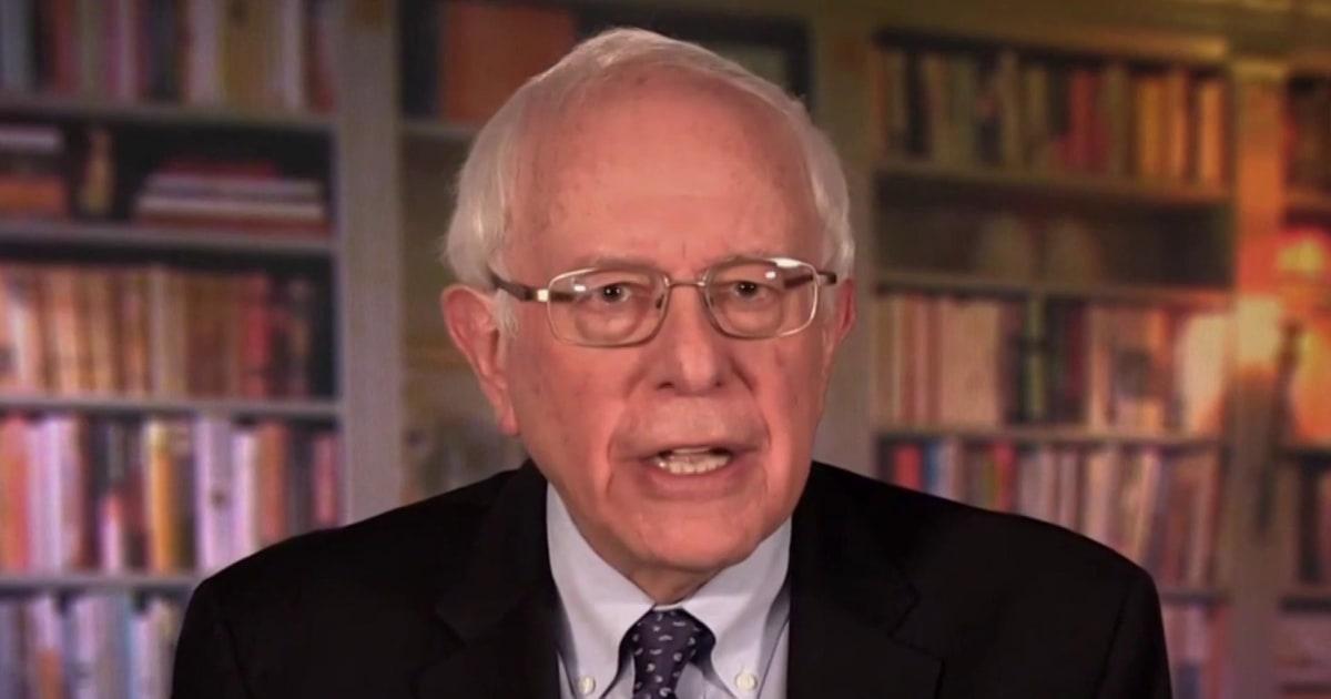 Bernie Sanders announces 2020 presidential campaign to transform country