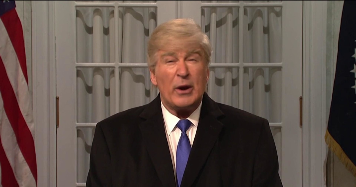 Trump blasts SNL, not the first President to be satirized by comedians