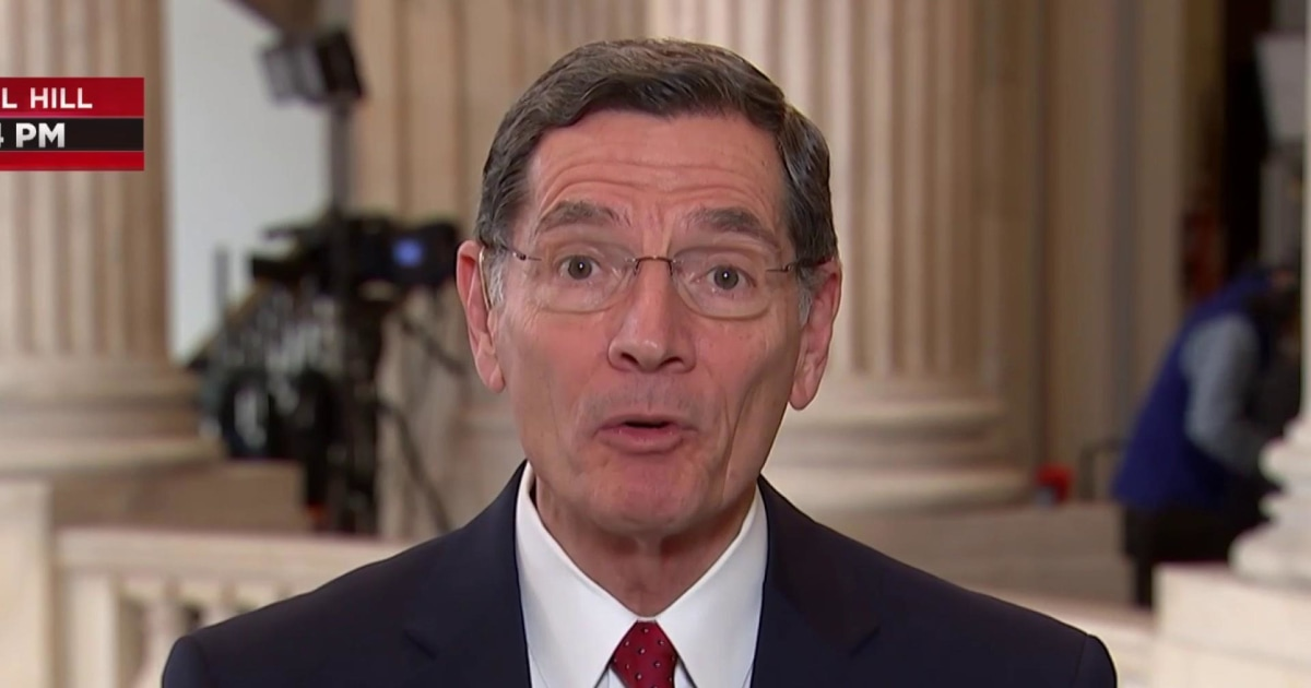 Sen. Barrasso (R-WY): There are no grounds to shut down the government again
