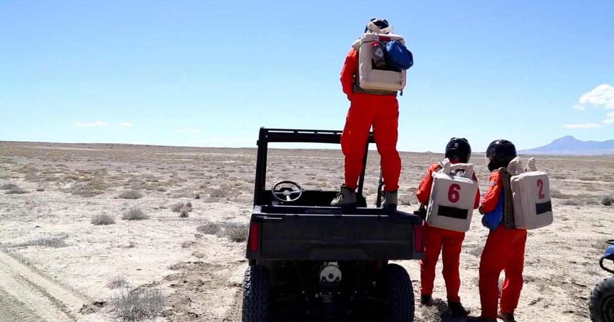 Training for Mars in the Utah desert (Part 2)