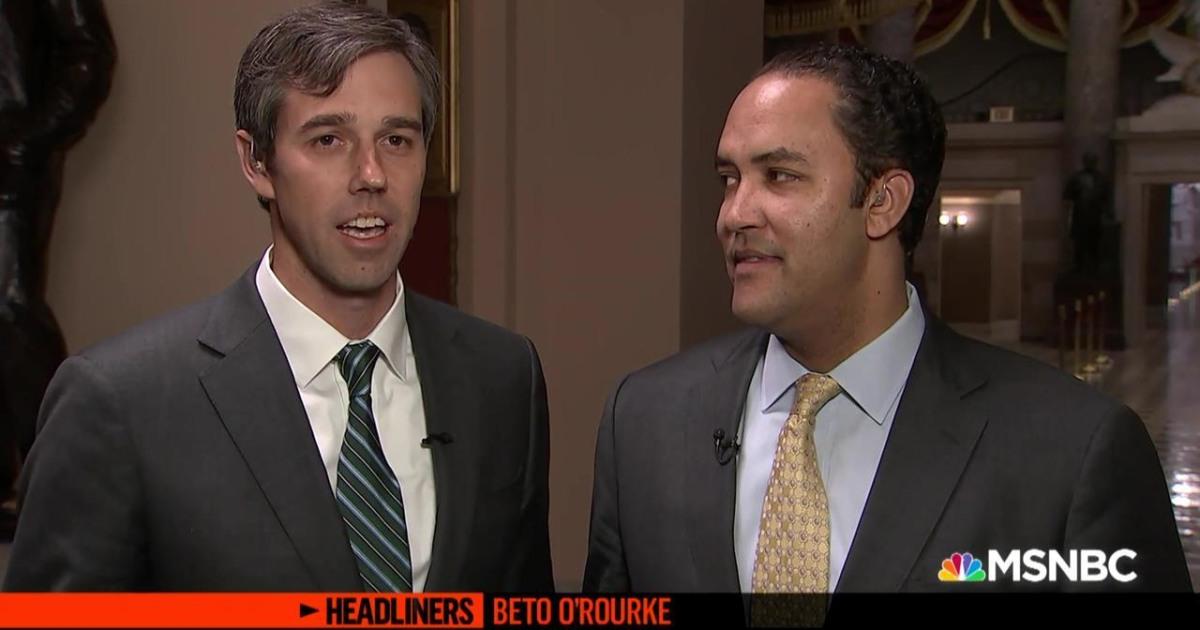 'Headliners: Beto O'Rourke' A Bipartisan Road Trip