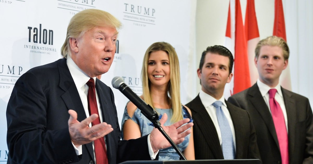 What does the end of the Mueller probe mean for Don Jr., Ivanka, and Jared?