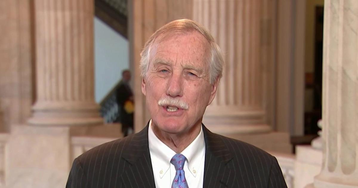 Senator rejects Trump's notion on national emergency
