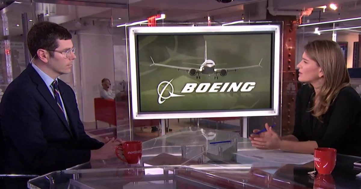 Why prosecutors are looking into development of the Boeing 737 MAX