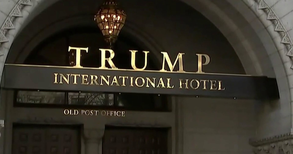 Did the President's business dealings violate the Constitution?