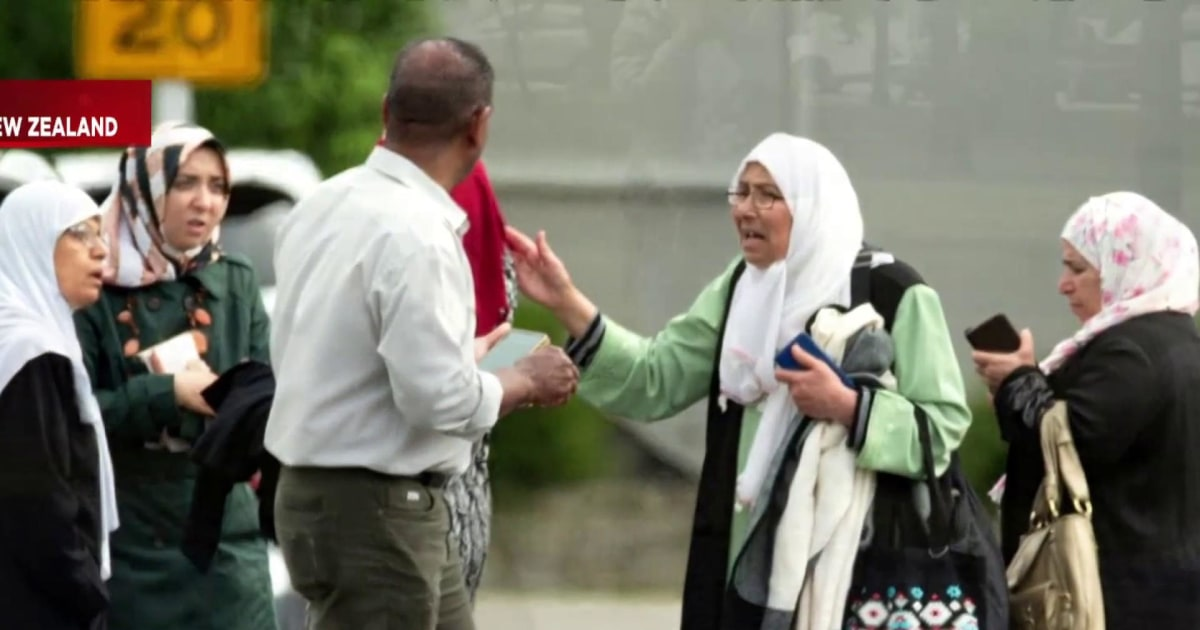 Christchurch Shooting Manifesto: New Zealand Shooter's Manifesto Full Of Extremist Tropes