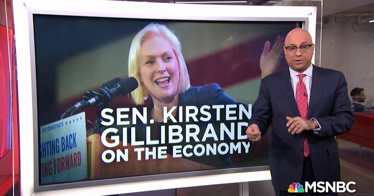 What is Kirsten Gillibrand's economic plan?