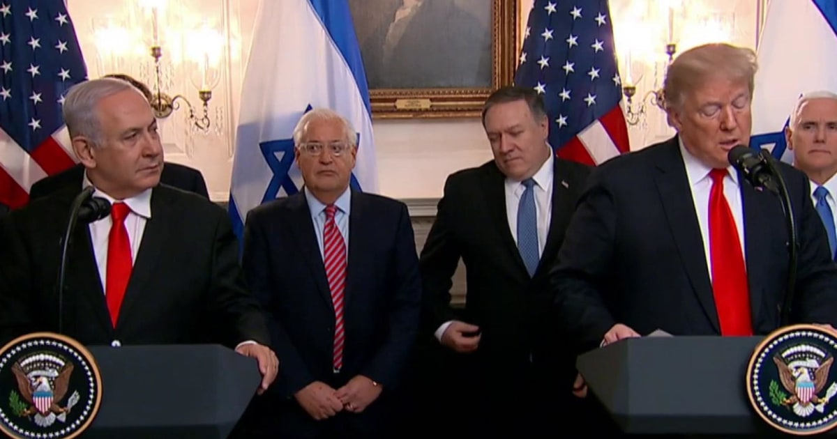 Pence slams anti-Semitism at AIPAC as Trump praises bond with Israel