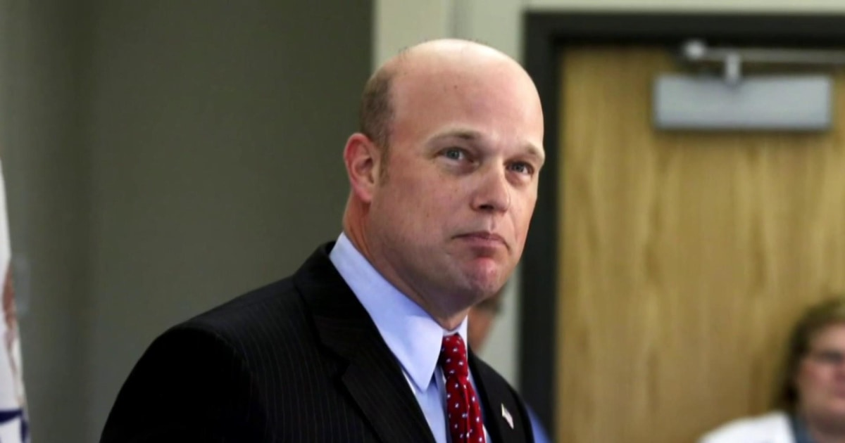 Nadler: Whitaker was directly involved in conversations about whether to fire a U.S. attorney