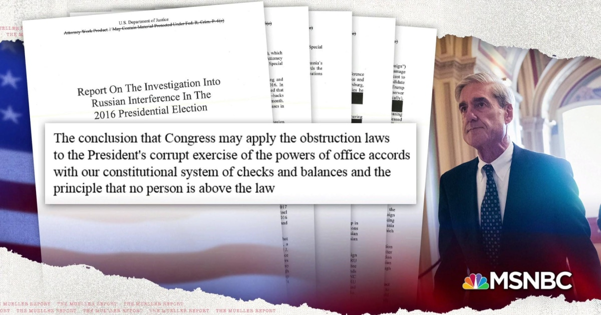 House Dems subpoena full Mueller Report in new clash with Barr
