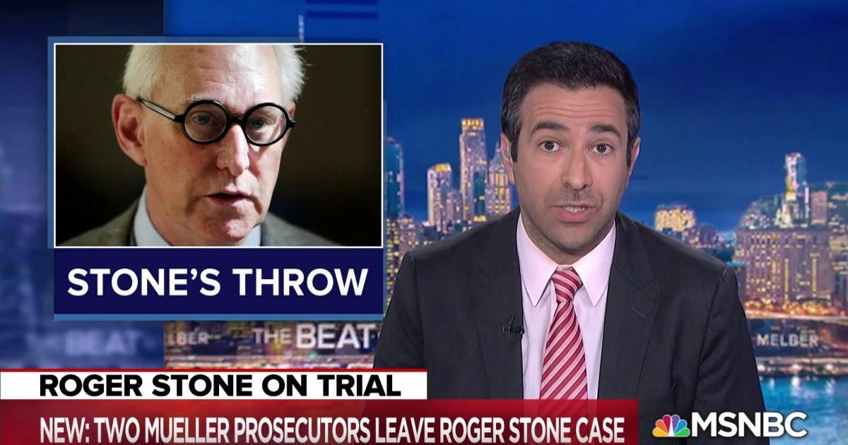 Trump aide Stone echoes Dem Nadler's demand: Give me Mueller Report