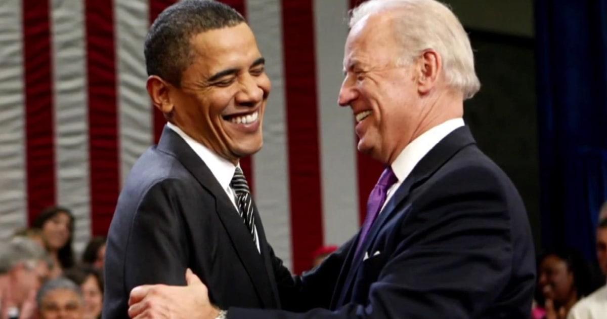 Joe Biden asked Obama not to endorse his 2020 run