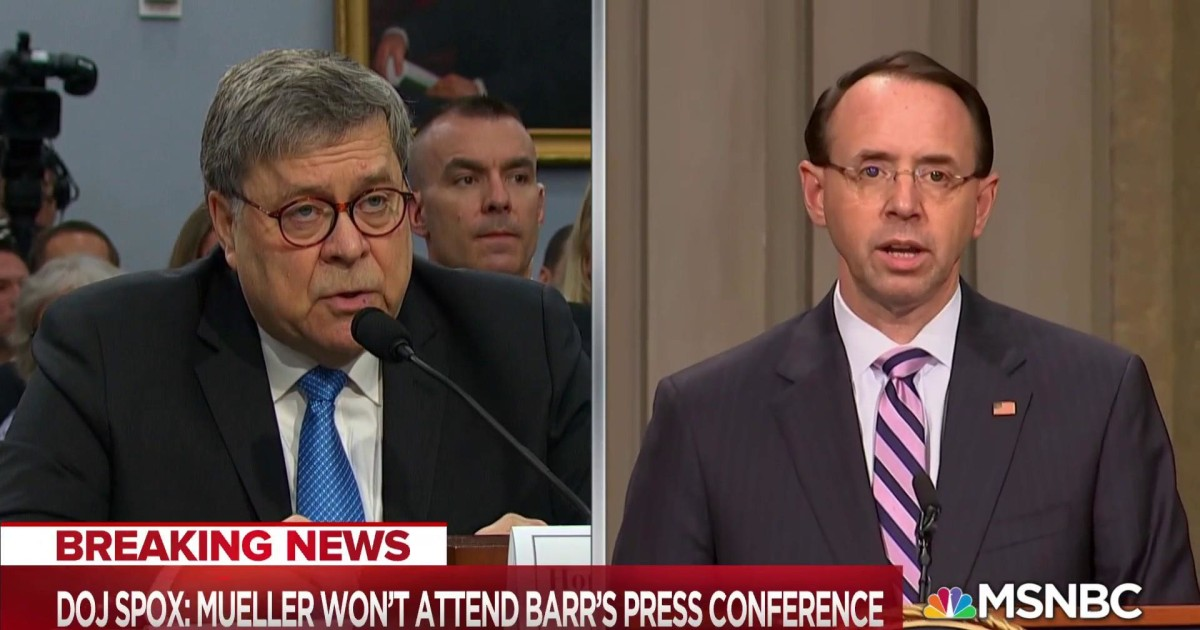 Barr breaks from American standard of independence from president