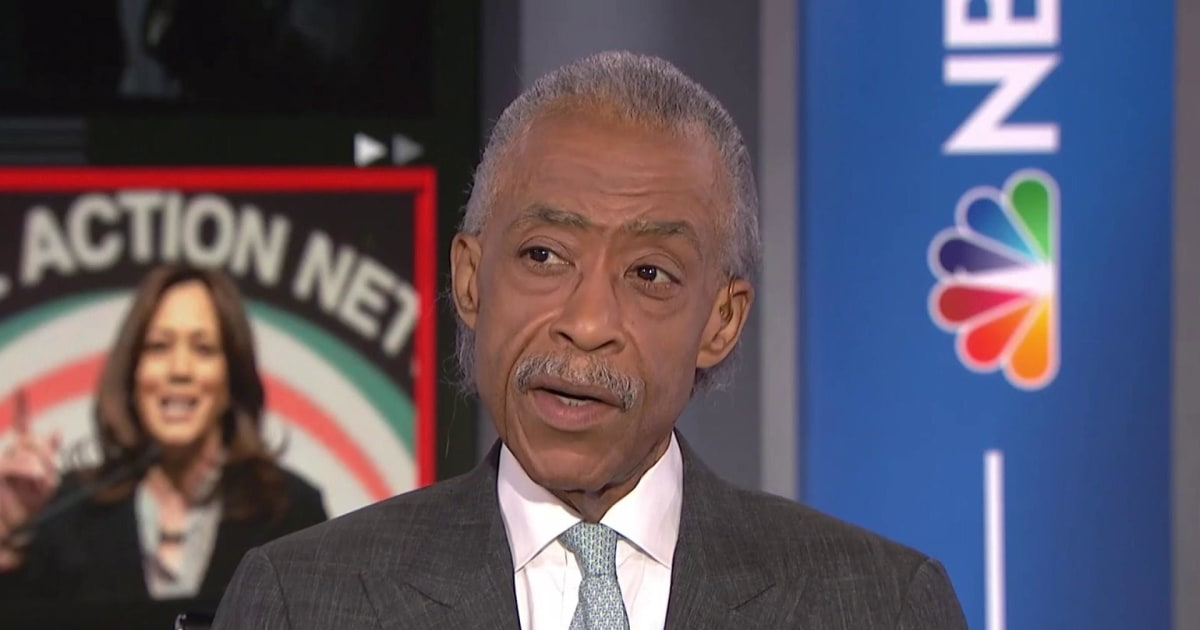 Rev. Al Sharpton talks race and the 2020 election