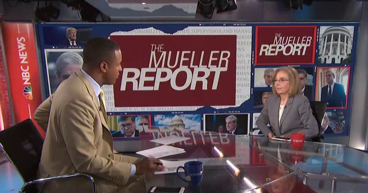 Ex-Trump executive weighs in on Mueller report