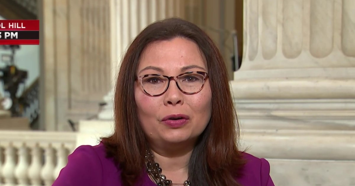 Sen. Duckworth returns to Iraq years after injuries during military service