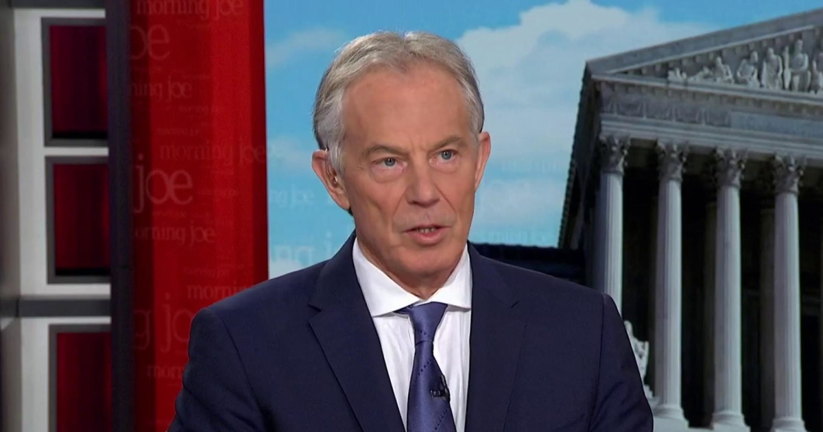 Blair: Brexit or not, Britain will remain a great country