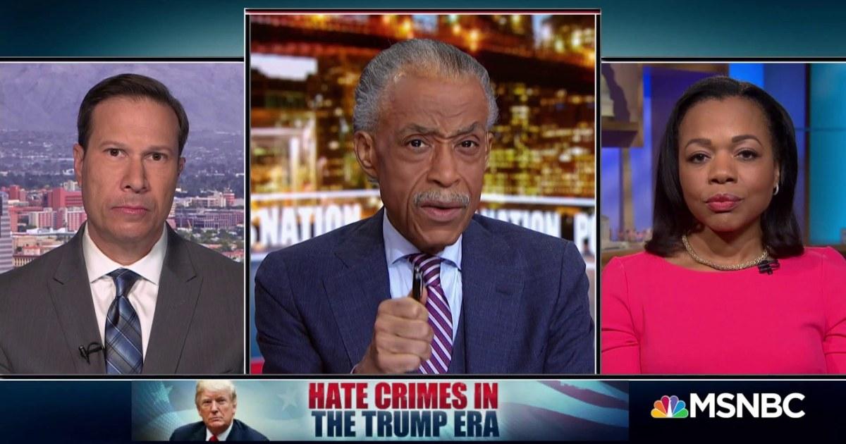 Hate Crimes in the Trump Era