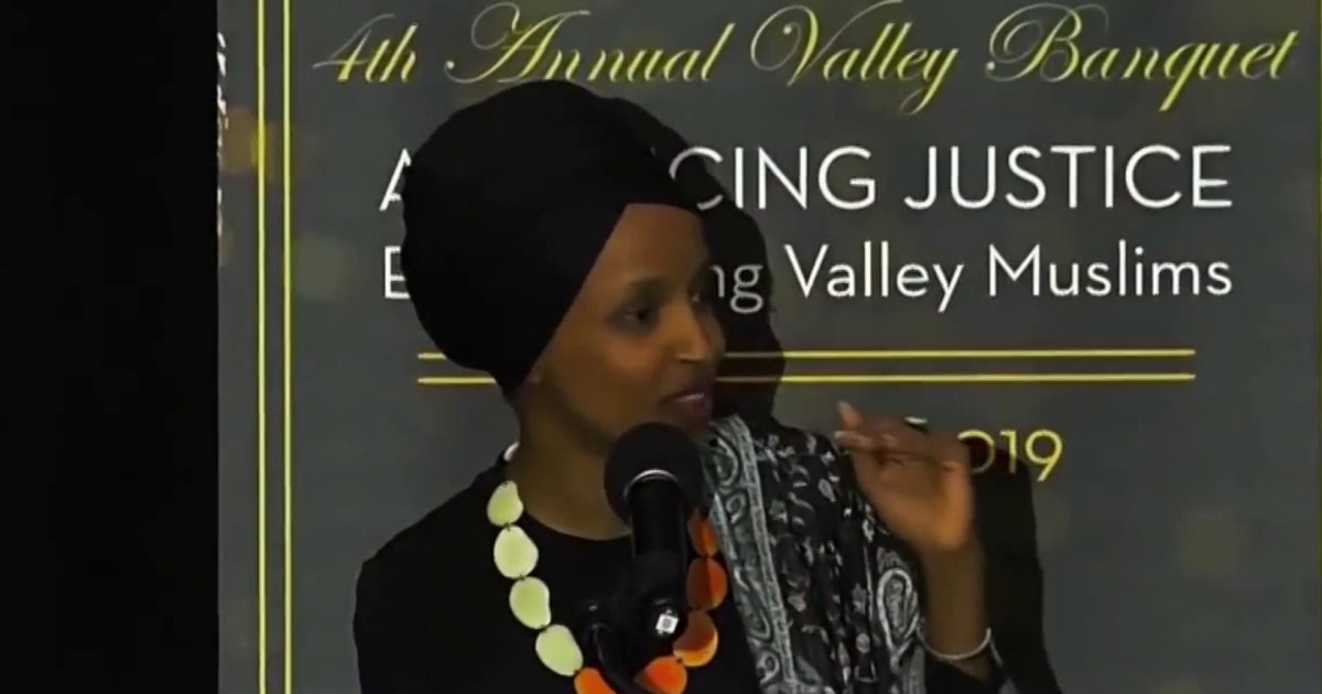 rep  llhan omar facing backlash for 9  11 comments