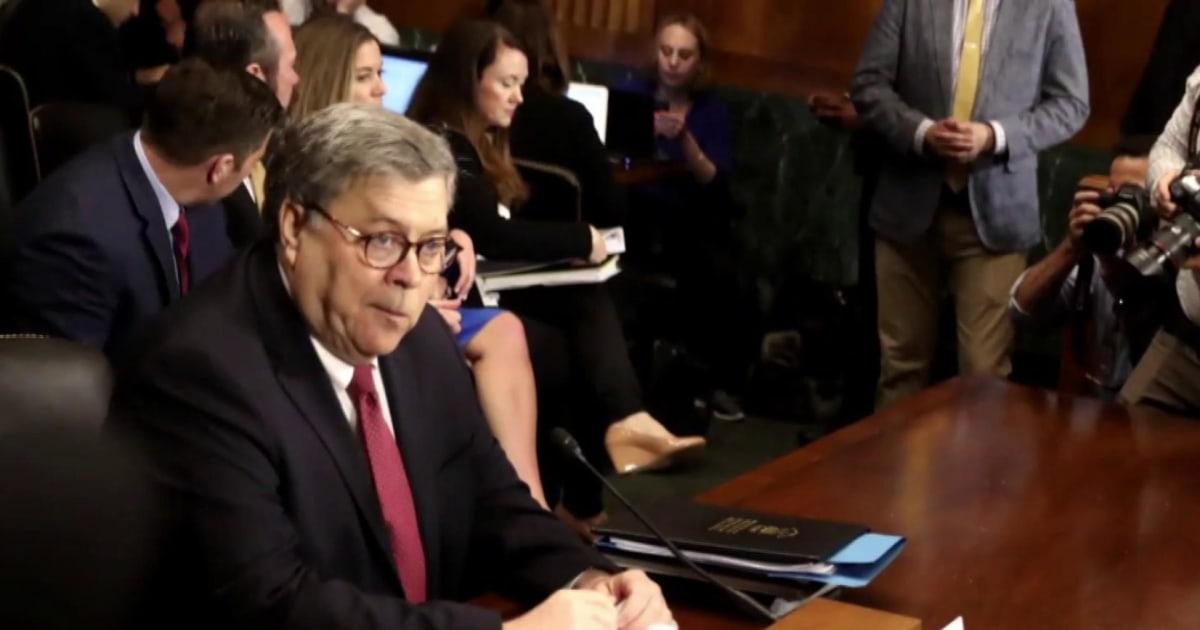 Trump AG Barr blows past Mueller deadline, faces contempt ruling