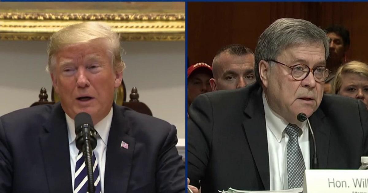 Historic rebuke: Trump AG Barr held in contempt, GOP subpoenas Trump Jr.