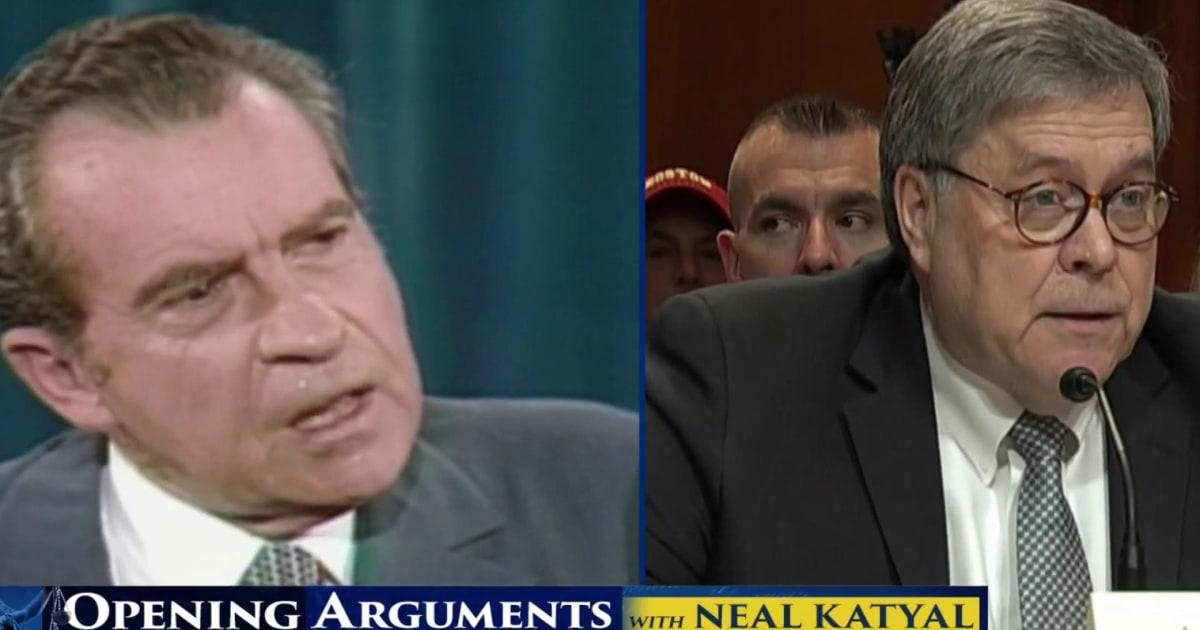 Neal Katyal: Mueller revealed Trump is what we call 'a felon'