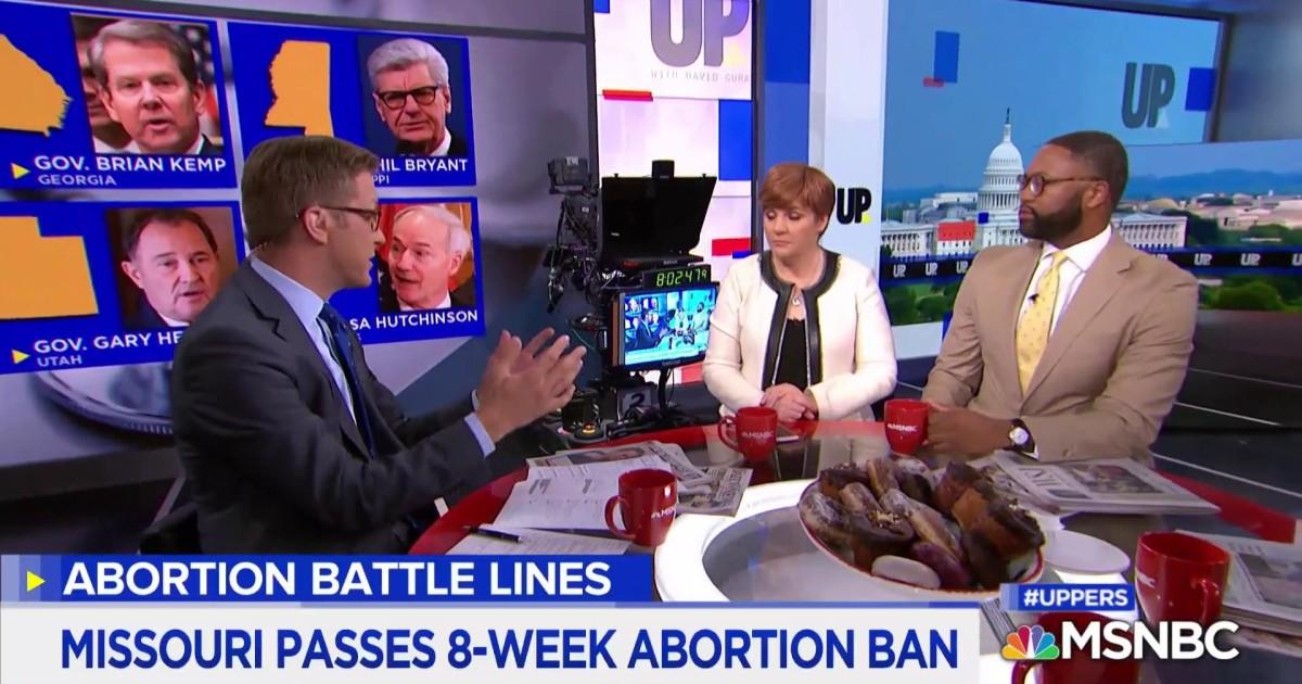 Alabama & Missouri Pass Laws Restricting Abortion Access