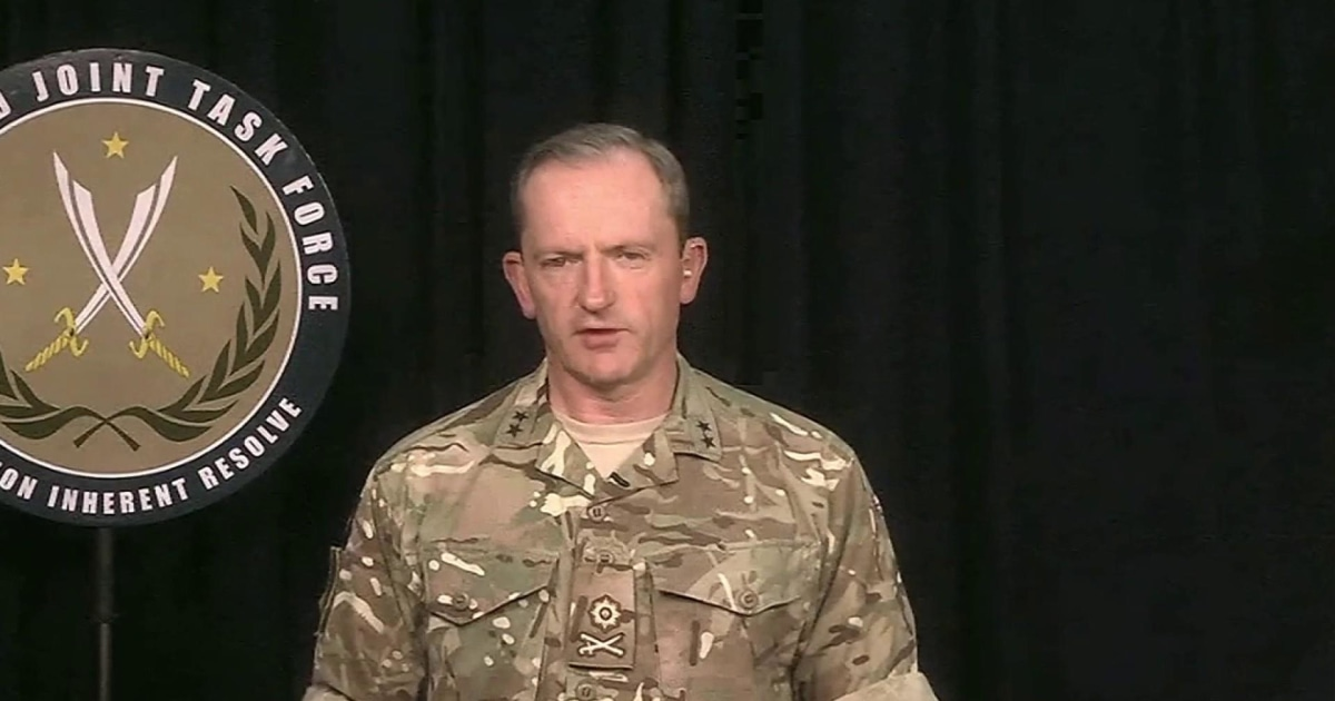 British General contradicts US claim of increased threats from Iran