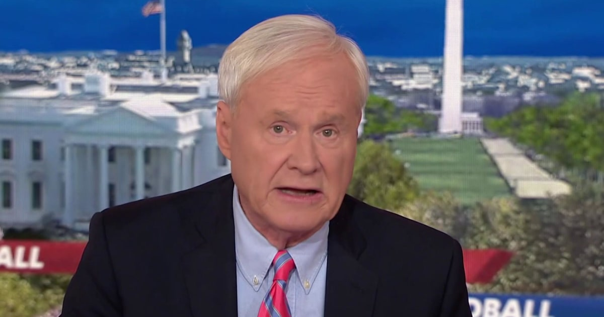 Chris Matthews: There are two races going on in the Democratic primary