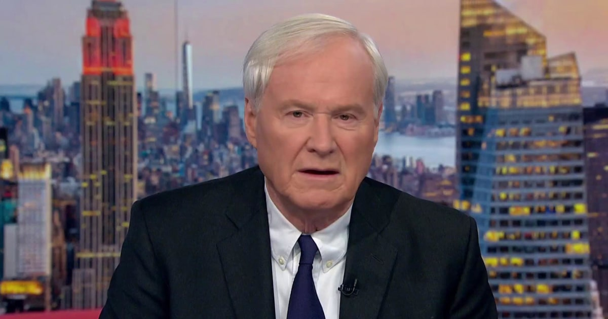 Chris Matthews warns Democrats not to take anything for granted for 2020