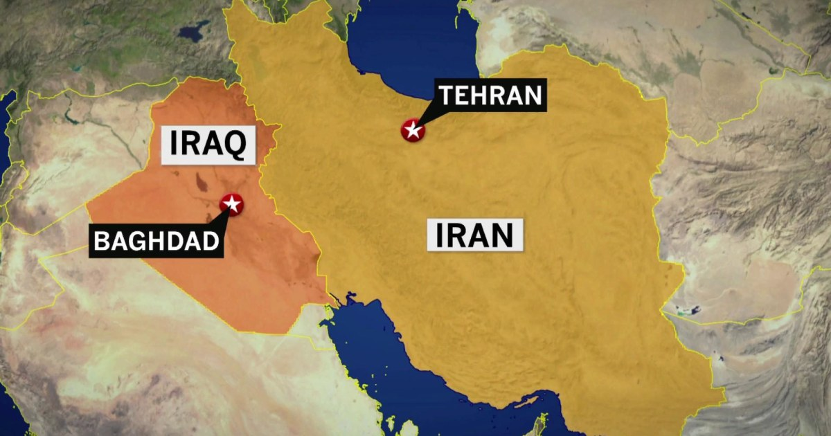 Is U.S. heading for a confrontation with Iran?