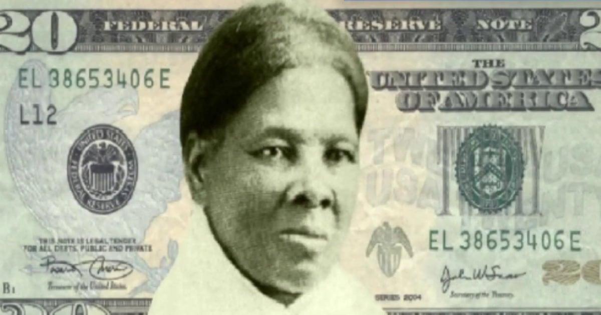 Harriet Tubman 20 dollar bill delayed 8 years Sec. Mnuchin says