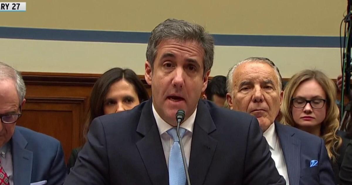 Flipboard: Cohen friend: new revelations about Trump just