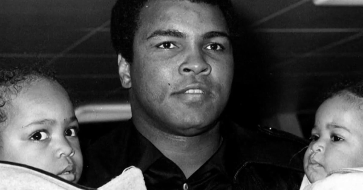 Muhammad Ali's daughter writes of his 'soul and spirit' in book