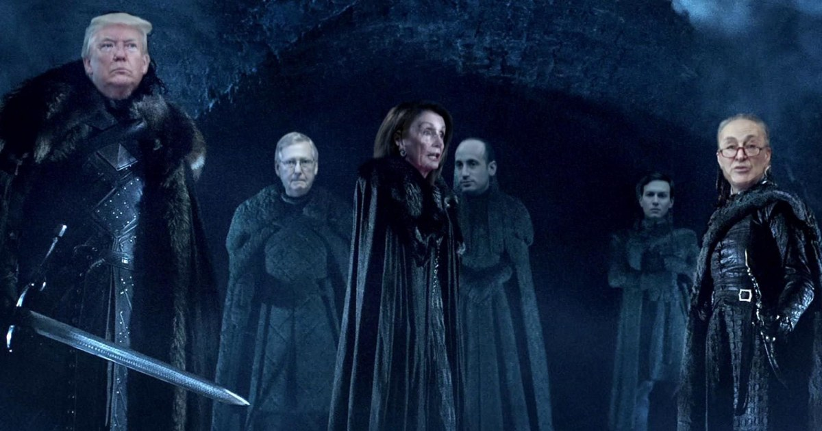 Game of Thrones and politics: A song of ire and fights